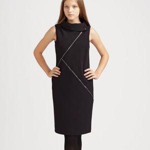 MICHAEL Michael Kors Asymmetric Zipper Dress